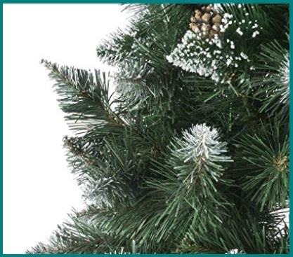 Alberi Di Natale Slim 180cm
