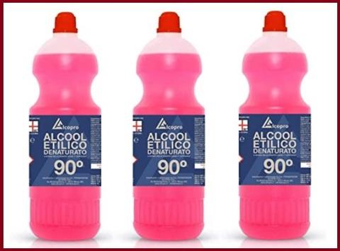 Alcool Denaturato Disinfettante