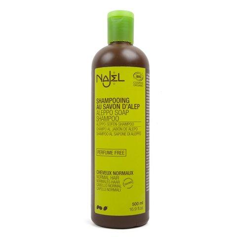 Shampoo d'aleppo fortificante alle piante