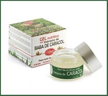 Crema naturale bava di lumaca in gel antirughe