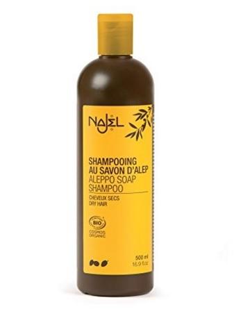 Shampoo Di Aleppo Naturale Per Capelli Secchi