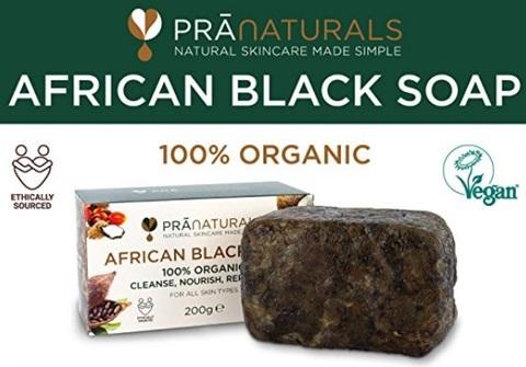 Sapone Nero Africano Organico