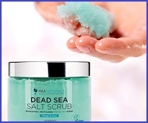 Prodotti mar morto scrub
