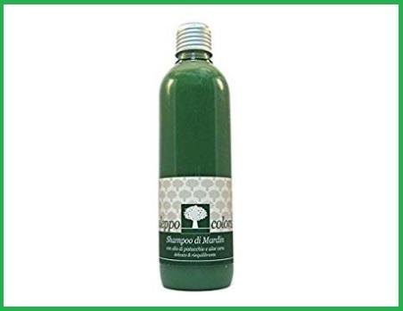 Shampoo di aleppo verde