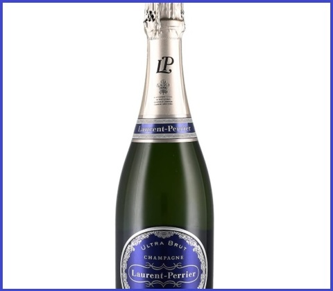 Champagne Brut Nature Laurent Perrier
