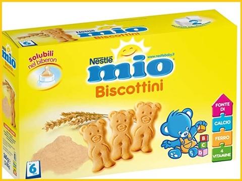 Biscotti Infanzia Mio Nestlè