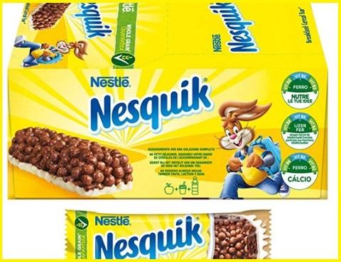 Barrette Snack Cioccolato