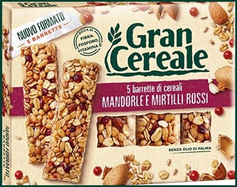 Barrette Merenda 4 Cereali