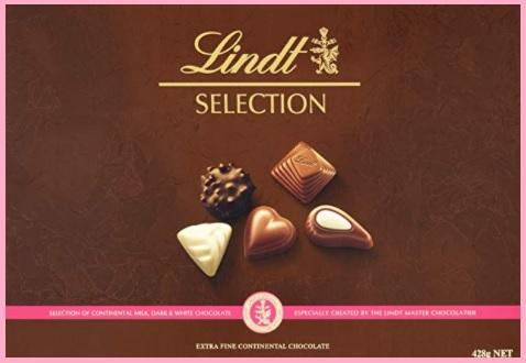 Cioccolatini regalo lindt