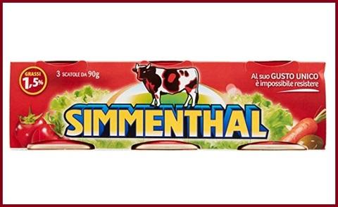 Carne simmenthal bovina