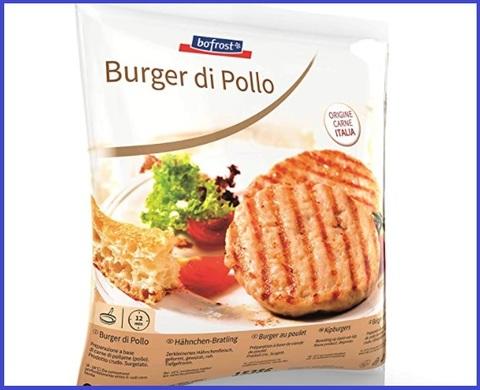 Carne pollo surgelato