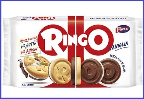 Merenda Snack Ringo
