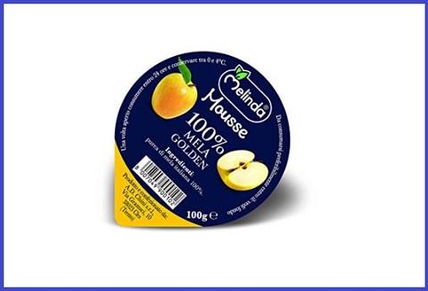 Composta di mele melinda