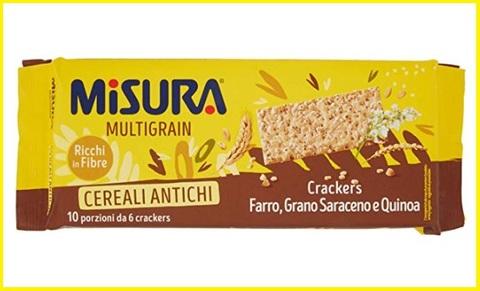 Crackers Misura Con Cereali