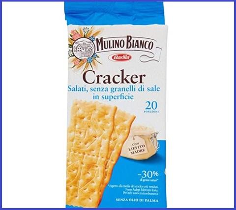 Crackers mulino bianco