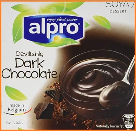 Dessert alpro cioccolato