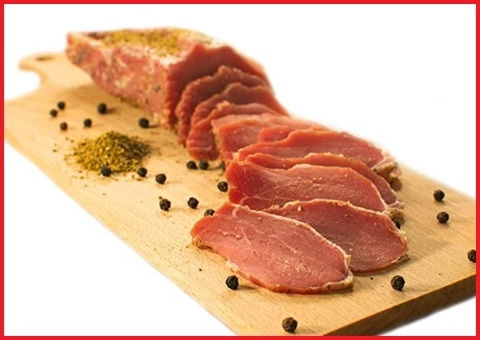 Filetto di carne toscana