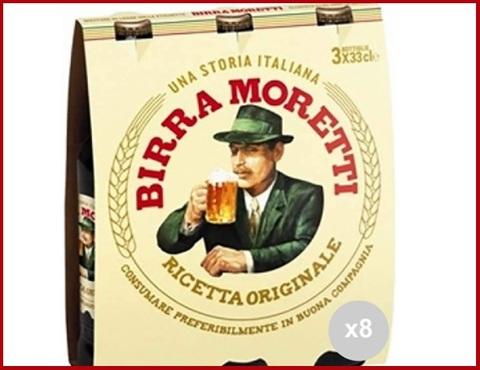 Birra moretti italiana