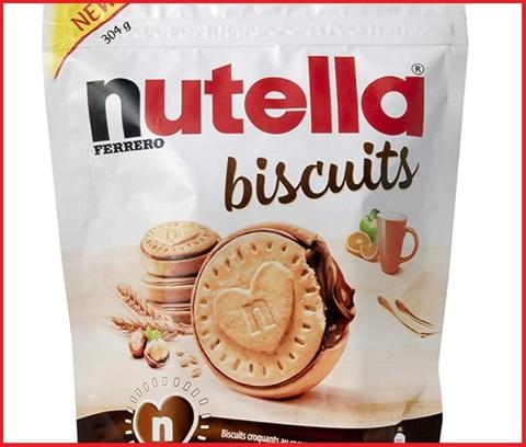 Cioccolata Nutella Ferrero