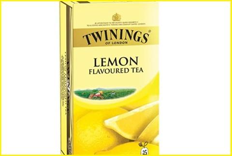 Tè al limone twinings