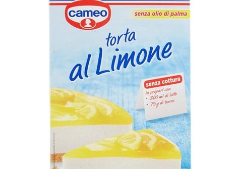 Torta al limone cameo