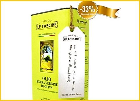 Olio Le Fascine Extravergine
