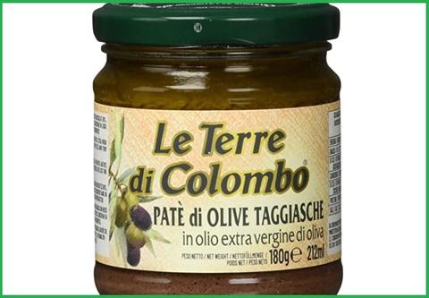 Patè di oliva taggiasche
