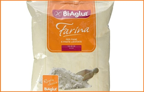 Farina bio senza glutine