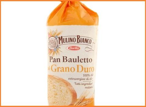 Pane confezionato pan bauletto