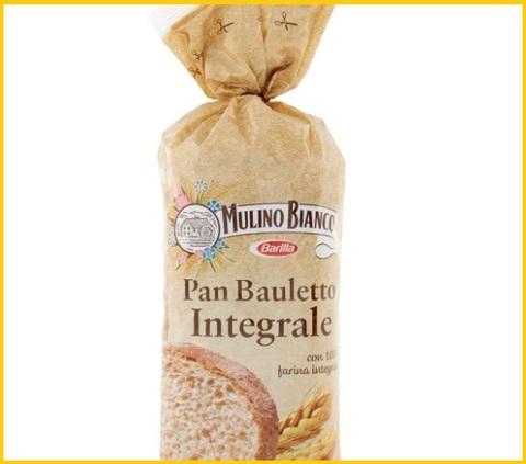 Pane confezionato integrale