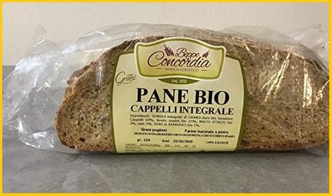 Pane integrale a fette