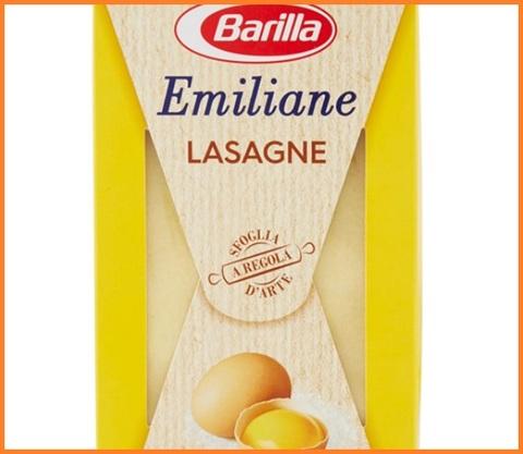 Pasta all'uovo barilla