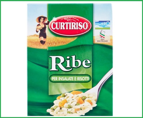 Riso parboiled curtiriso