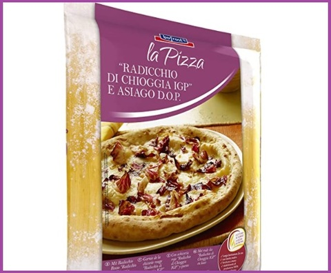 Pizza Surgelata Dop