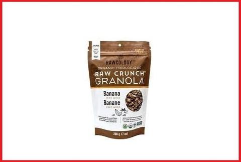 Granola di cereali croccante