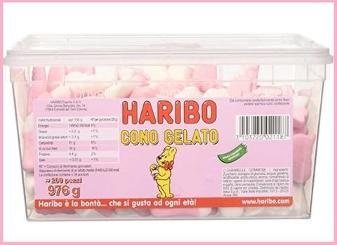 Marshmallow haribo confezione 200