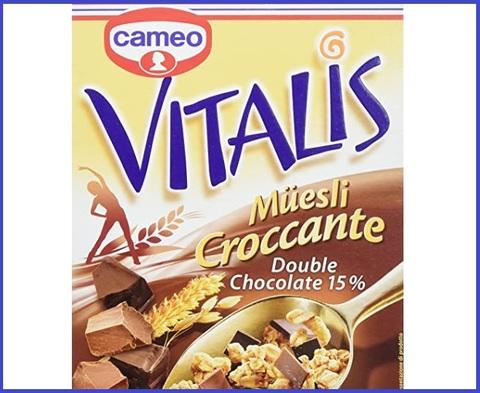 Muesli Croccante Cioccolato