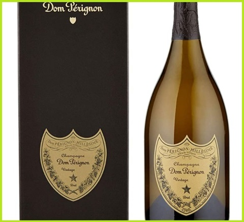 Champagne magnum don perignon