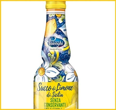 Succo limone senza conservanti