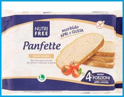 Pane senza glutine integrale