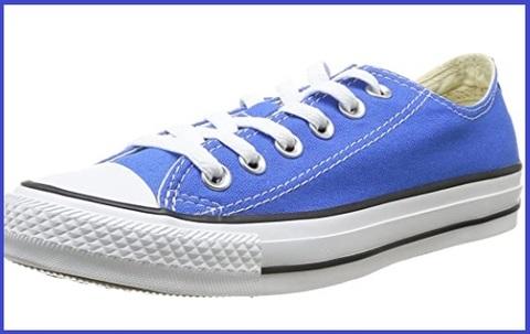 Scarpe Blu All Star