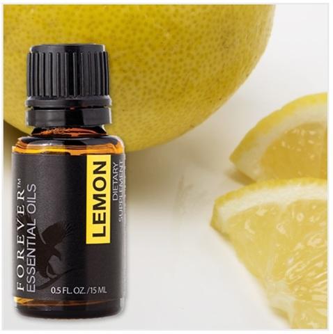 Forever essential oils lemon