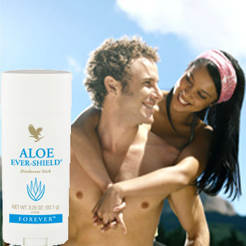 Aloe ever - shield deodorant