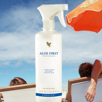 Aloe first - irritazioni minori della pelle