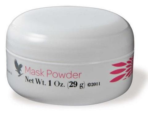 Facial mask powder