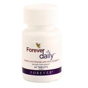 Forever daily ricca formulazione di elementi nutrizionali