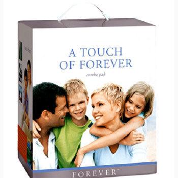 Touch of forever vasta gamma di prodotti