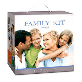 Family kit forever uso personale