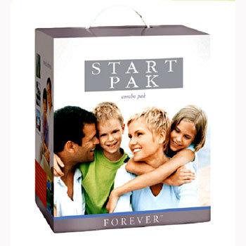 Start pack forever 25 prodotti