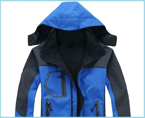 Alpinismo giacca antivento